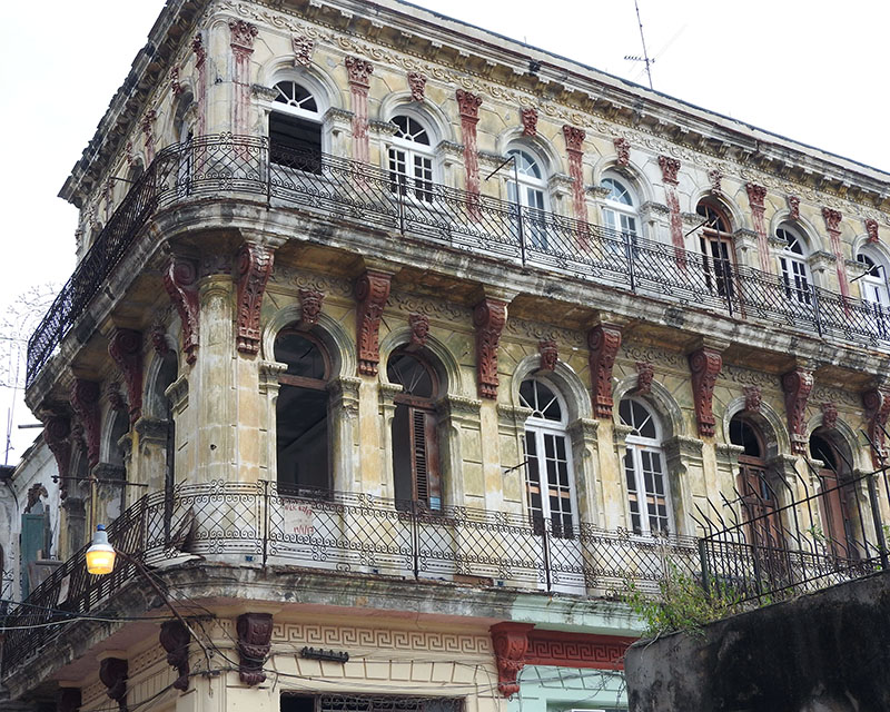 Around Havana